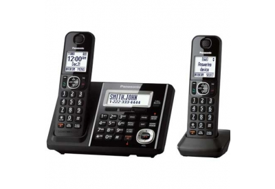 Panasonic - KX-TGF342B - Cordless Phones