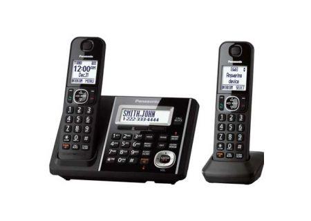 Panasonic - KX-TGF342B - Cordless Phones