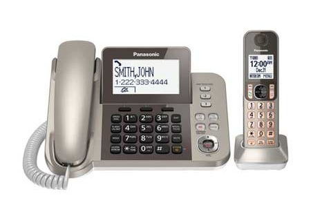 Panasonic - KX-TGF350N - Corded Phones