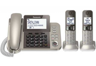 Panasonic - KX-TGF352N - Corded Phones