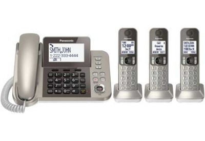 Panasonic - KX-TGF353N - Corded Phones