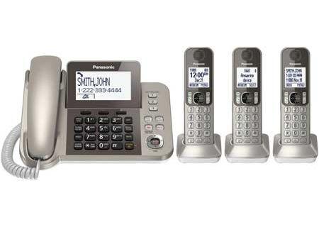 Panasonic - KX-TGF353N - Corded Phones