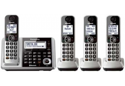 Panasonic - KX-TGF374S - Cordless Phones