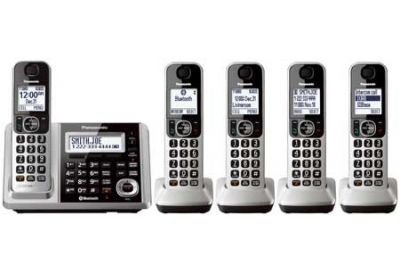 Panasonic - KX-TGF375S - Cordless Phones