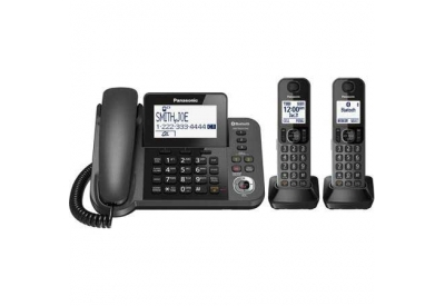 Panasonic - KX-TGF382M - Corded Phones