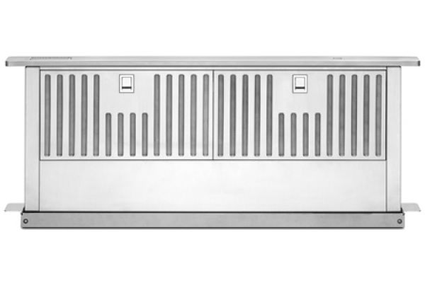 Large image of KitchenAid Stainless Steel Downdraft System - KXD4636YSS