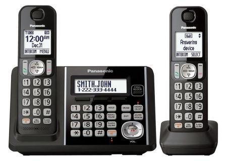 Panasonic - KX-TG3752B - Cordless Phones