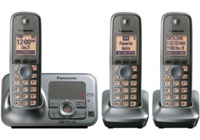 Panasonic - KX-TG4133M  - Cordless Phones