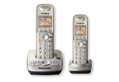 Panasonic - KX-TG4222N - Cordless Phones
