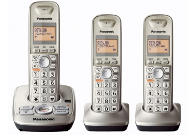 Panasonic - KX-TG4223N - Cordless Phones
