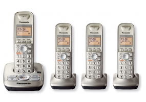Panasonic - KX-TG4224N - Cordless Phones