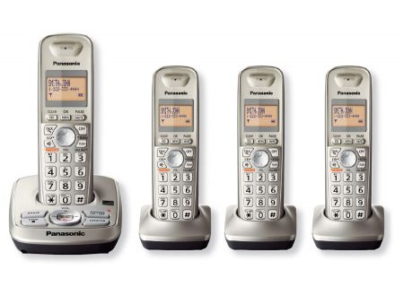 Panasonic - KX-TG4224N - Cordless Phones