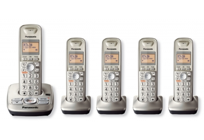 Panasonic - KX-TG4225N - Cordless Phones