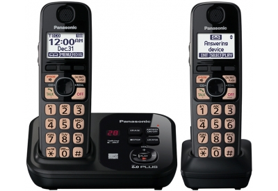 Panasonic - KX-TG4732B - Cordless Phones