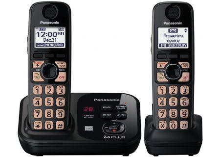 Panasonic - KX-TG4732B - Cordless Phones
