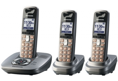 Panasonic - KX-TG6433M - Cordless Phones