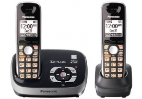 Panasonic - KX-TG6532B - Cordless Phones
