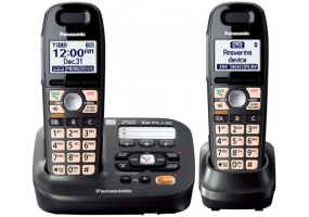 Panasonic - KX-TG6592T - Cordless Phones