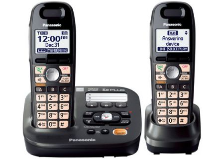 Panasonic - KX-TG6592T - Cordless Phones