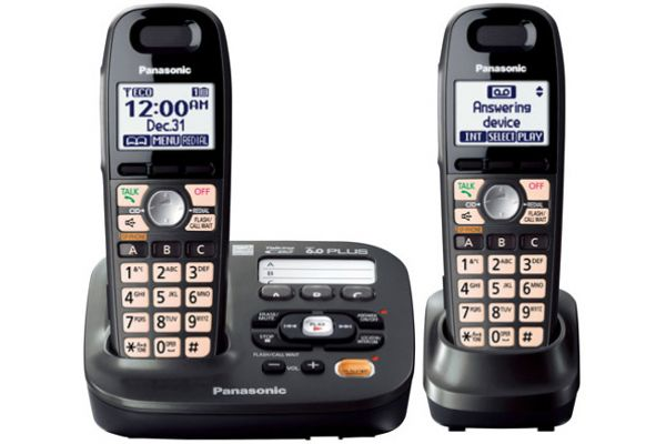 Panasonic Digital Cordless Answering System - KX-TG6592T