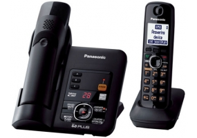 Panasonic - KX-TG6632B - Cordless Phones