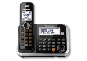 Panasonic - KX-TG6841B - Cordless Phones