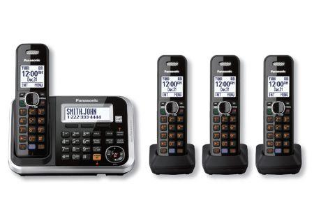 Panasonic - KX-TG6844B - Cordless Phones