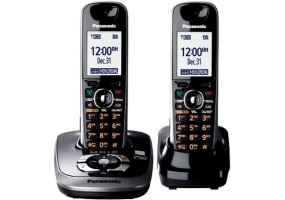 Panasonic - KX-TG7532B - Cordless Phones