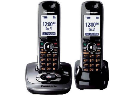 Panasonic - KX-TG7532B - Cordless Phones