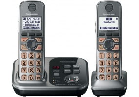 Panasonic - KX-TG7732S - Cordless Phones