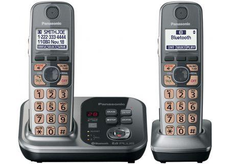 Panasonic - KX-TG7732S - Cordless Phones