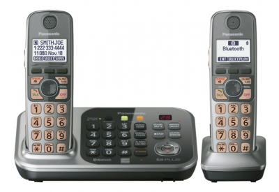 Panasonic - KX-TG7742S - Cordless Phones