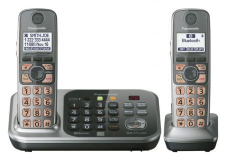 Panasonic - KX-TG7742S - Cordless Phones