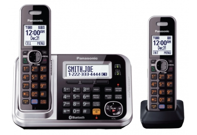 Panasonic - KX-TG7872S - Cordless Phones