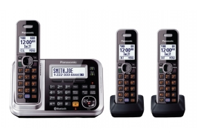 Panasonic - KX-TG7873S - Cordless Phones