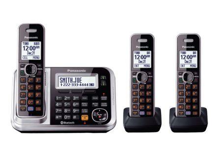 Panasonic - KX-TG7873S - Cordless Phones