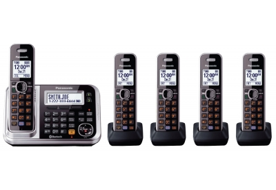 Panasonic - KX-TG7875S - Cordless Phones