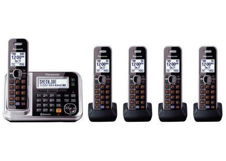 Panasonic - KX-TG7875S - Cordless Phones