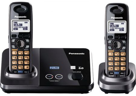 Panasonic - KX-TG9322T - Cordless Phones
