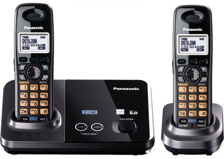 Panasonic - KX-TG9322T - Cordless Phones