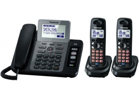 Panasonic - KX-TG9472B - Cordless Phones