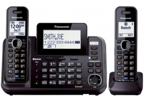 Panasonic - KX-TG9542B - Cordless Phones