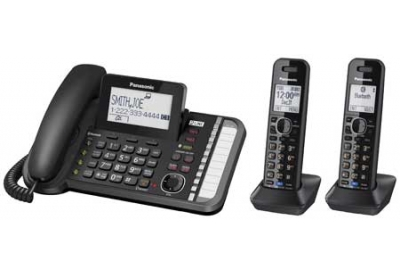 Panasonic - KX-TG9582B - Corded Phones