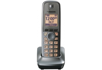 Panasonic - KX-TGA410M - Additional Cordless Handsets