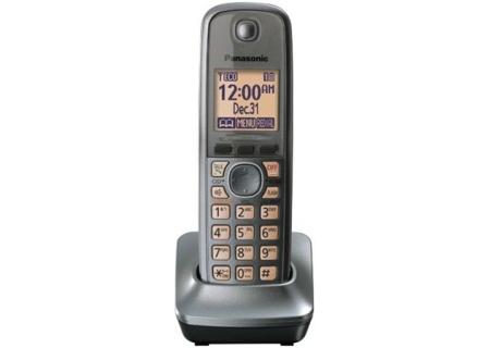 Panasonic - KX-TGA410M - Additional Cordless Handsets