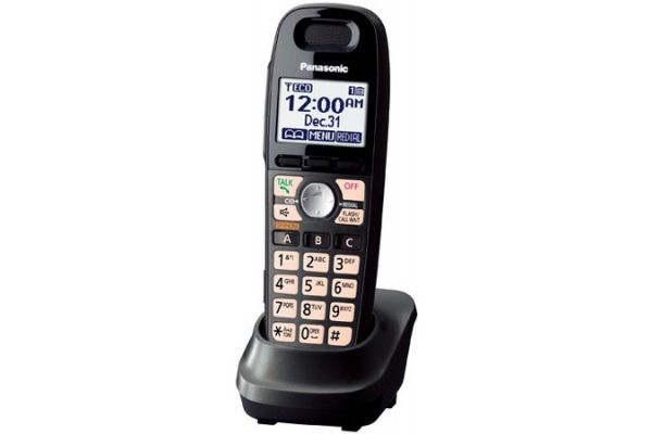 Panasonic Dect 6.0 Plus Accessory Handset - KX-TGA659T
