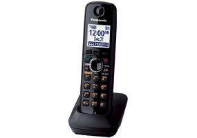 Panasonic - KX-TGA660B - Additional Cordless Handsets