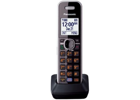 Panasonic - KX-TGA680S - Additional Cordless Handsets