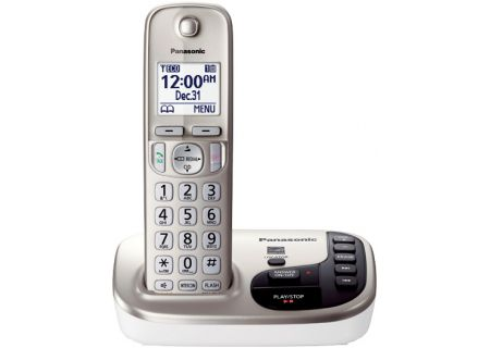 Panasonic - KX-TGD220N - Cordless Phones