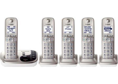 Panasonic - KX-TGD225N - Cordless Phones